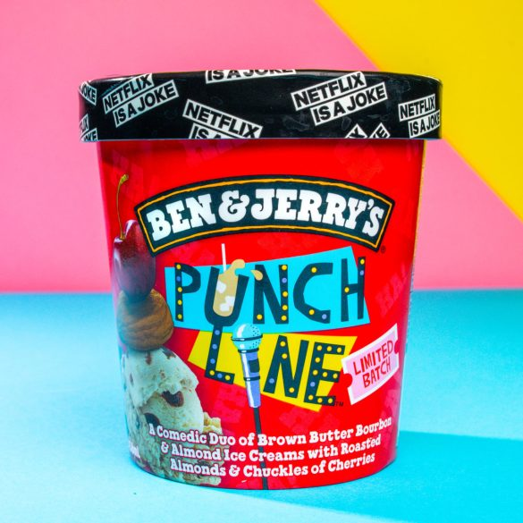 Netflix Comedy is getting its own Ben & Jerry's flavor | News | LIVING LIFE FEARLESS