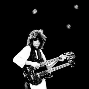 Jimmy Page gives support to fair payments from the streaming industry | News | LIVING LIFE FEARLESS