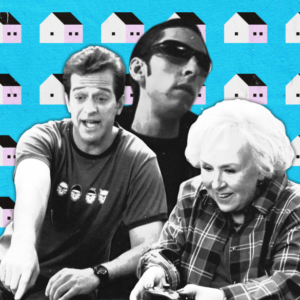 15 years Later: 'Grandma's Boy' Remains the Most Underrated Happy Madison Movie | Features | LIVING LIFE FEARLESS