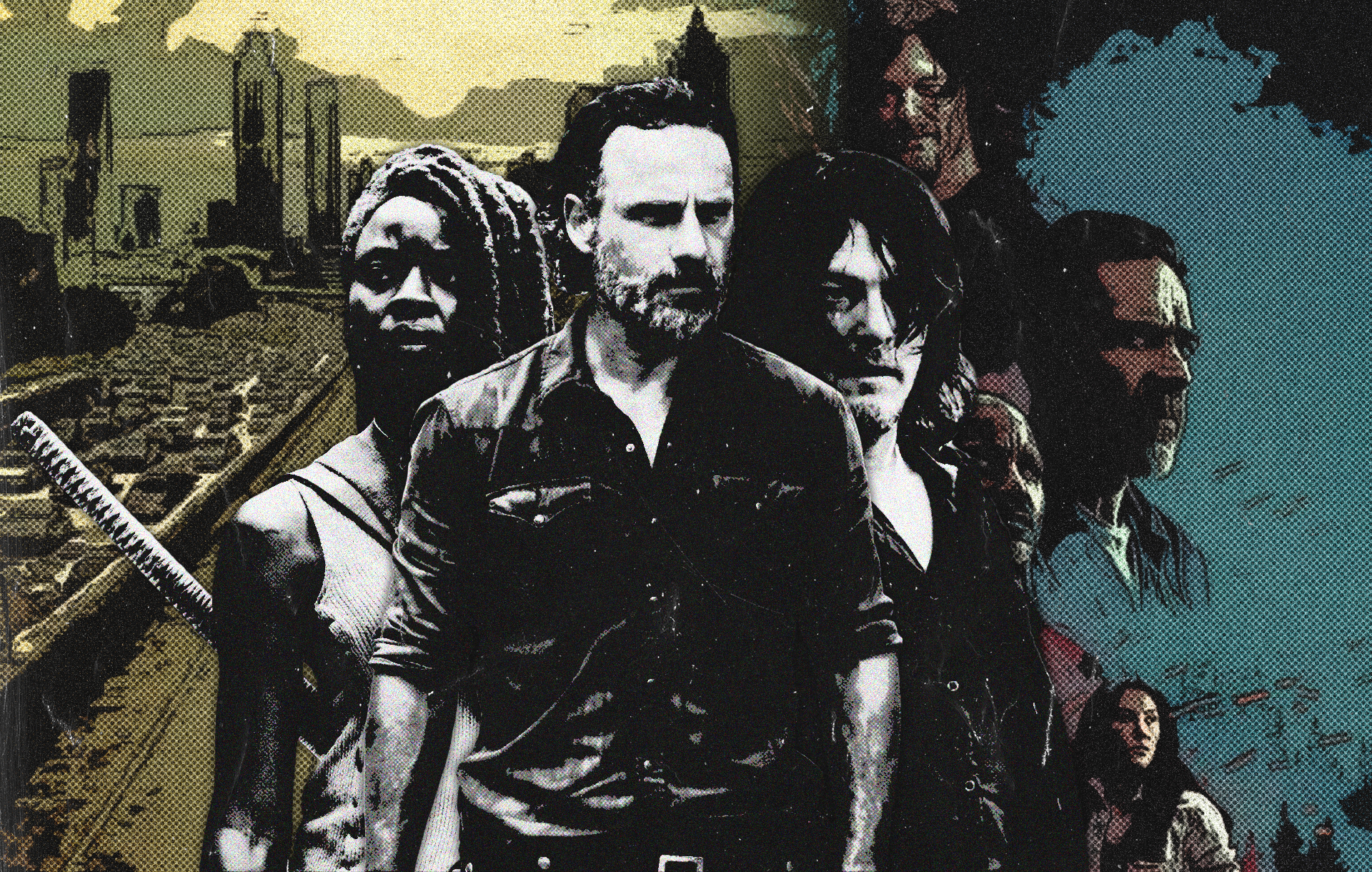 Perpetual Hope and Zombies: Saying Goodbye to 'The Walking Dead' | Features | LIVING LIFE FEARLESS