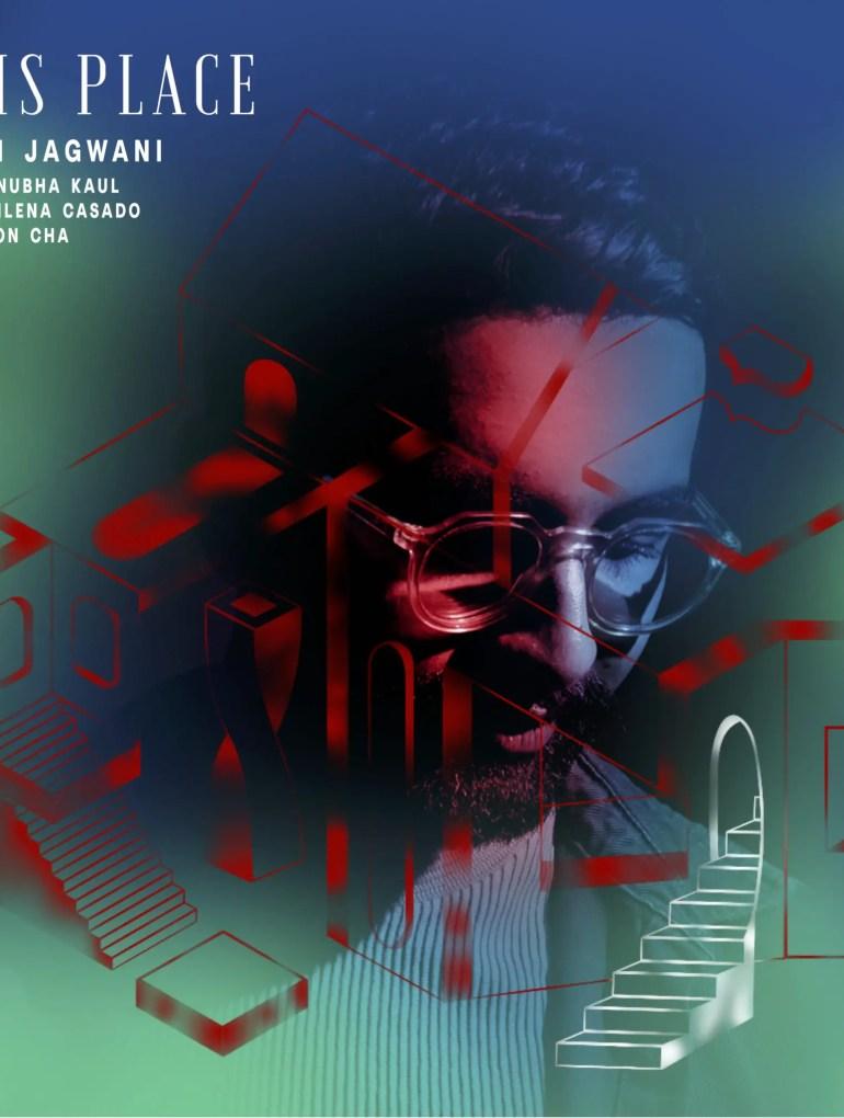 "Aman Jagwani - ""This Place (feat. Anubha Kaul)"" Reaction   Opinions   LIVING LIFE FEARLESS"