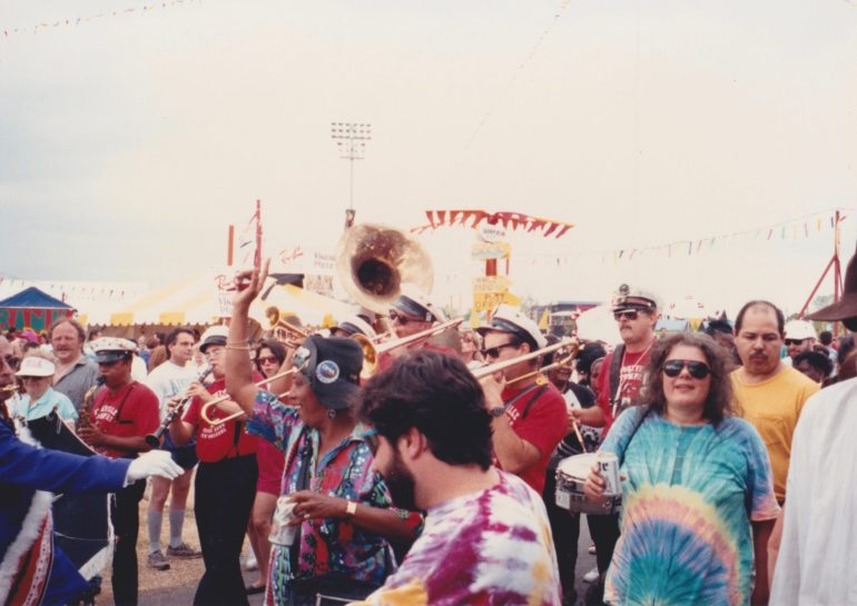 Historic New Orleans Jazz & Heritage Festival tapes rediscovered | News | LIVING LIFE FEARLESS