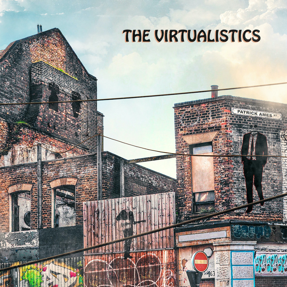 Patrick Ames - 'The Virtualistics' Reaction   Opinions   LIVING LIFE FEARLESS