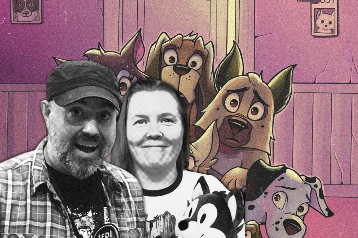 Tony Fleecs And Trish Forstner On Their New Comic 'Stray Dogs' | Hype | LIVING LIFE FEARLESS