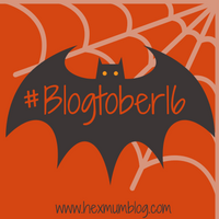 #Blogtober 2016 – Day 21: What Am I Afraid Of