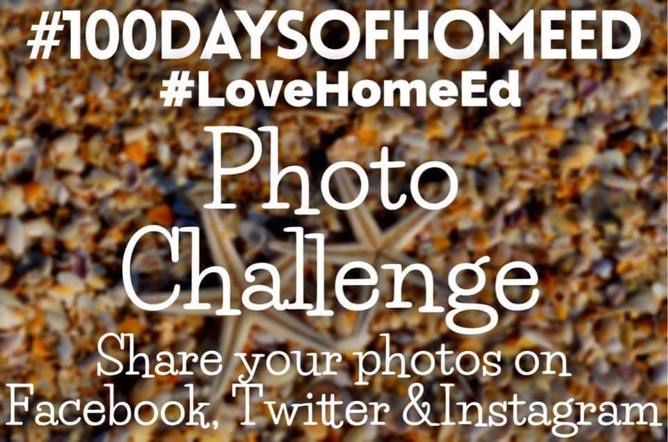 100 Days of Home Ed #LoveHomeEd – Day 31 (Charlotte)