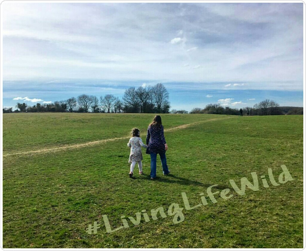 March Outdoor Adventures Round- Up and #LivingLifeWild April Linky