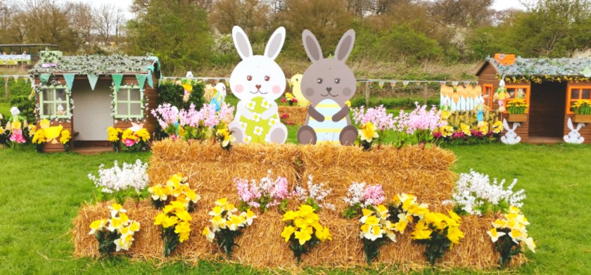 Willows Activity Farm, Easter Eggstravaganza, Hertfordshire, Easter, events, days out, places to visit, family fun, Living Life Our Way
