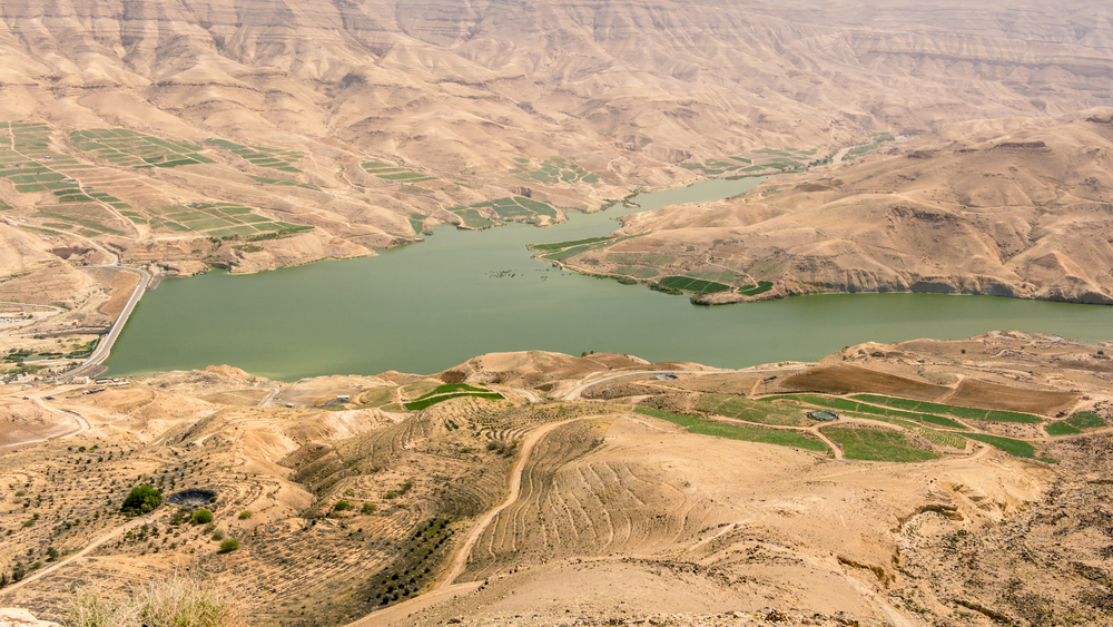 A Look into The Middle East Water Shortage