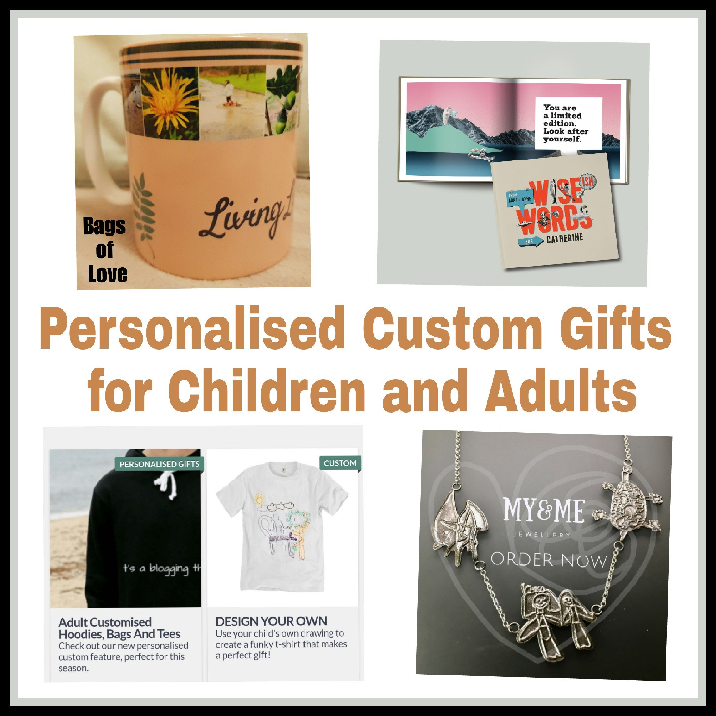 Personalised Gift Ideas A Creative Gift Guide for Adults and