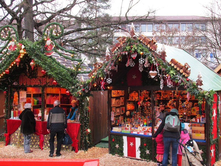 An image of Christkindlesmarkt
