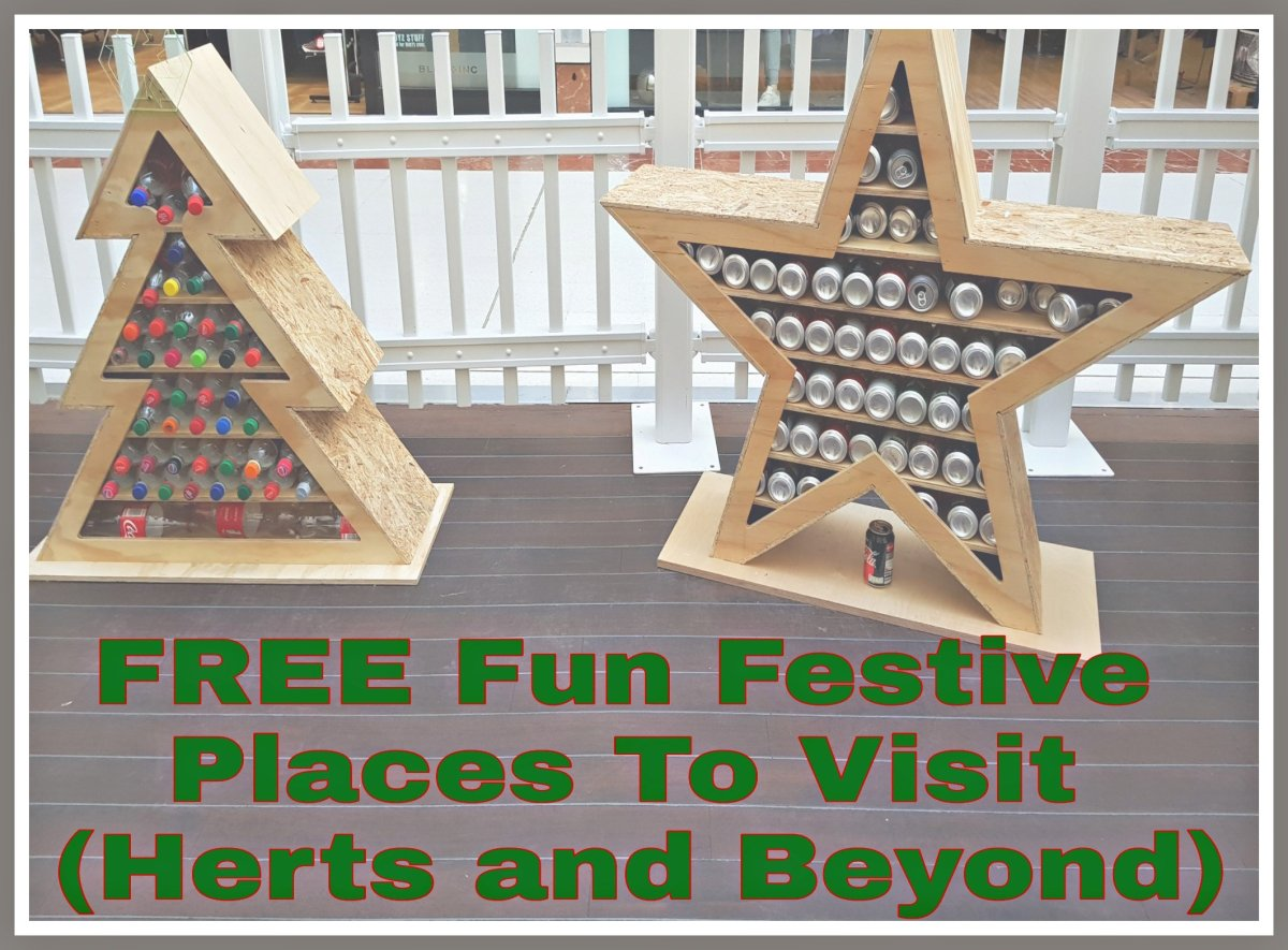 Free Festive Fun: Places To Visit (Hertfordshire and Beyond)