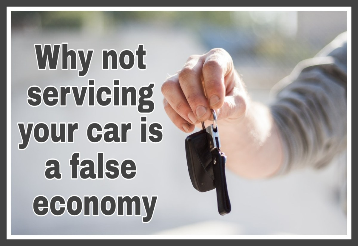 Why not servicing your car is a false economy