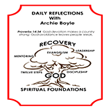 Daily Reflection Cover A5