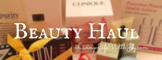 Beauty Haul (2)