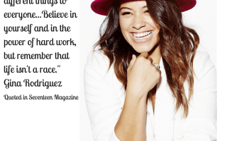 Quote | Gina Rodriguez