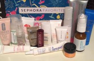 Sephora Sun Safety Kit 2