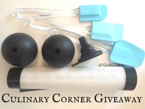 February Giveaway – Culinary Corner