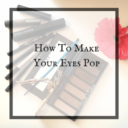 How to Make your eyes pop - Top 6