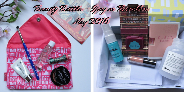 Ipsy v. Birchbox May 2016
