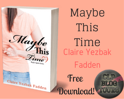 Book Spotlight – Maybe This Time