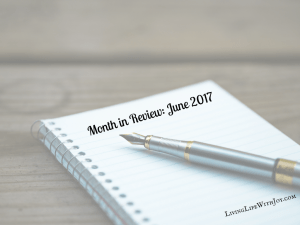 Month in Review – June