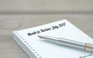 Month in Review – July