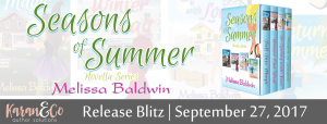 Release Day: Seasons of Summer