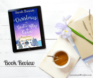 Review, Interview & Giveaway : Christmas at Butterfly Cove