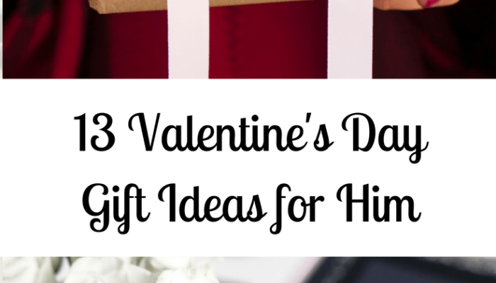 13 Valentine's Day Gift Ideas for Him