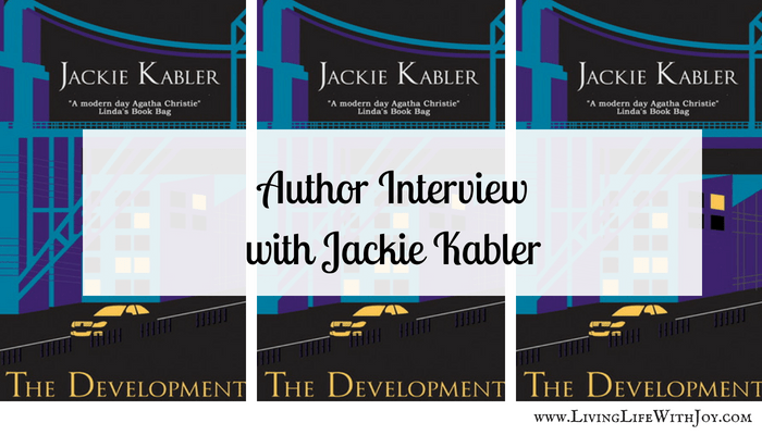 Exclusive Interview with Author Jackie Kabler