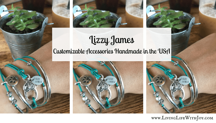 Shopping for a Cause at Lizzy James