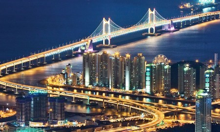 Busan Gwangan Bridge