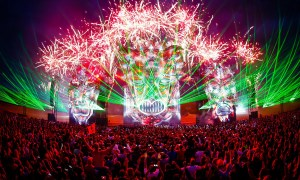 Defqon, The Netherlands