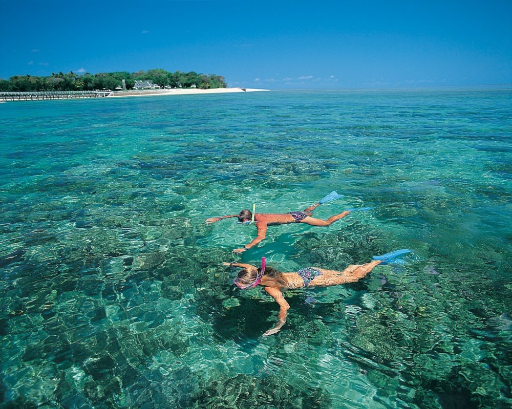 Exciting and easy snorkeling in Pattaya thanks to its crystal clear water. Source