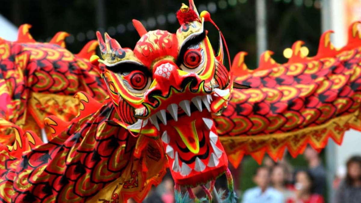 Carnevale cinese