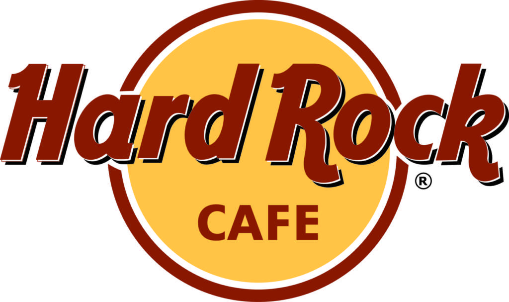 Risultati immagini per hard rock cafe logo