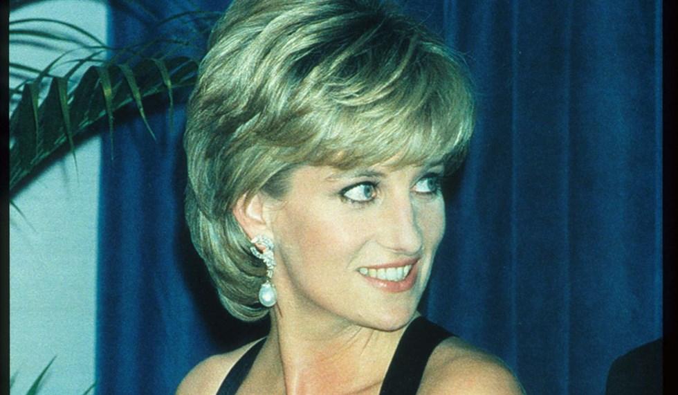 Mostra su Lady Diana.