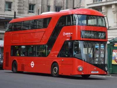 fare l'autista a Londra