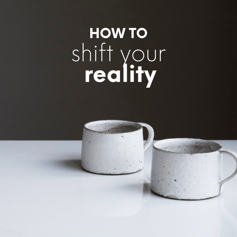 Two-Cup Manifesting Method Law of Attraction | Leeor Alexandra