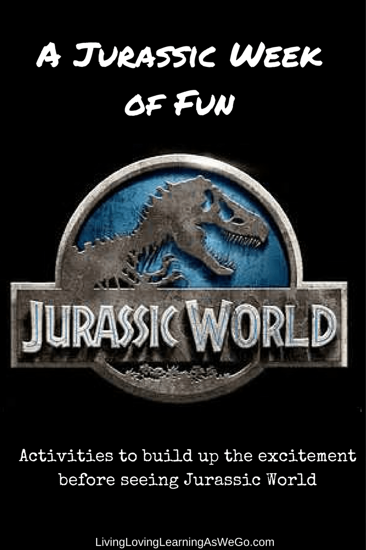 A Jurassic Week of Fun