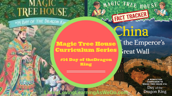 Magic Tree House Curriculum: Day of the Dragon King (Book 14)