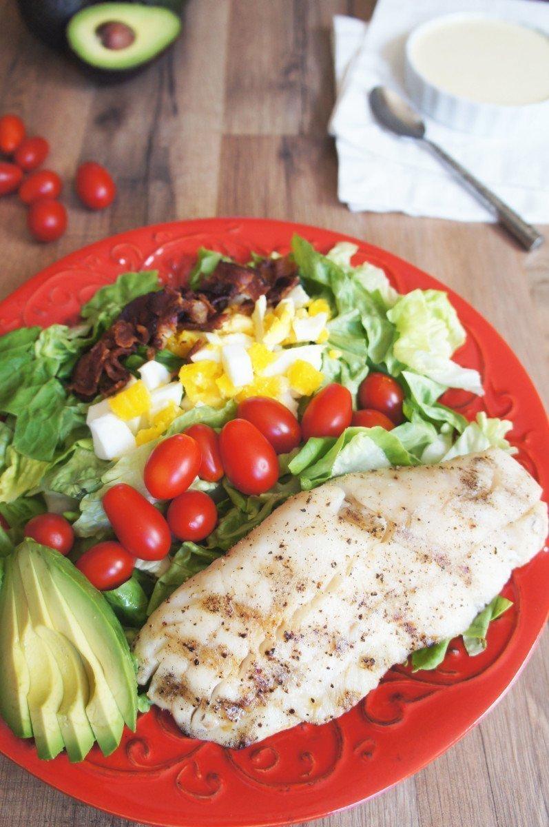 Island Cobb Salad