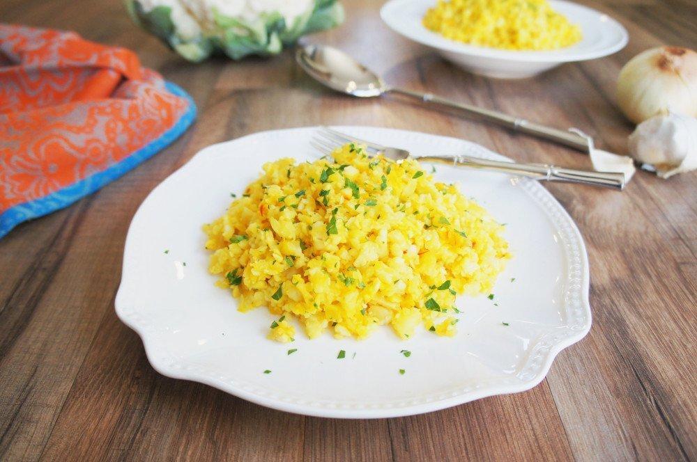 """Saffron """"Rice"""""""