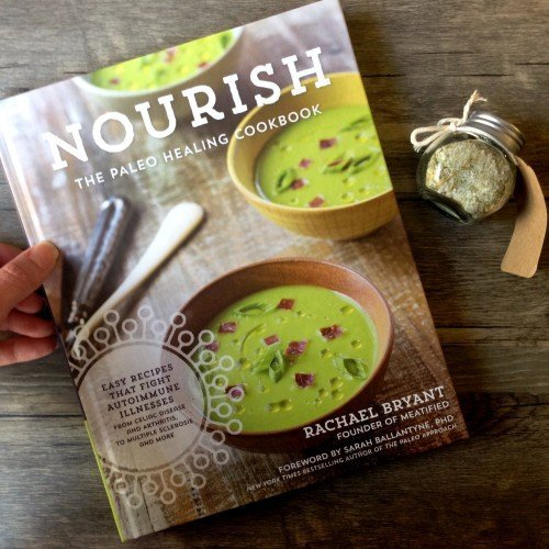 Nourish – Recipe, Review & Giveaway!!