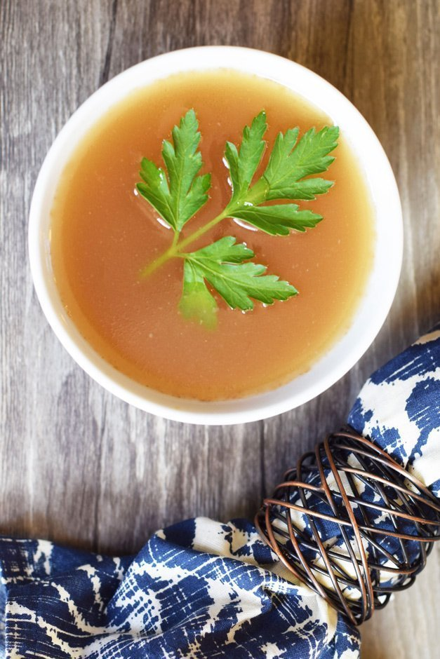 Bone Broth – An Easy Recipe!