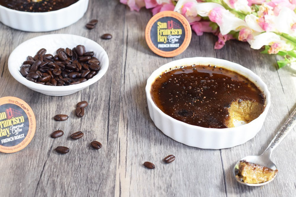 Coffee Creme Brulee