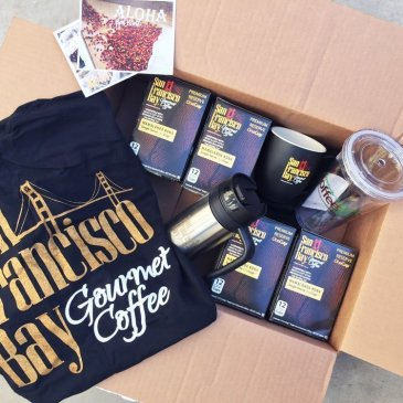 ALMOND AWESOMES & Paying It Forward