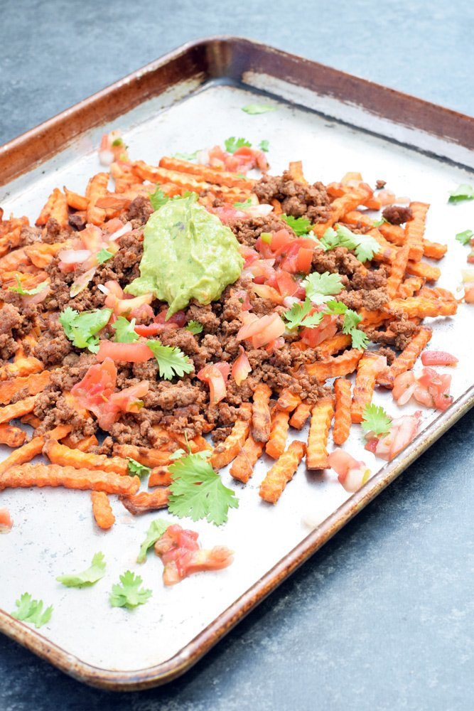Food & Wine Conference Recap + Loaded Taco Fries