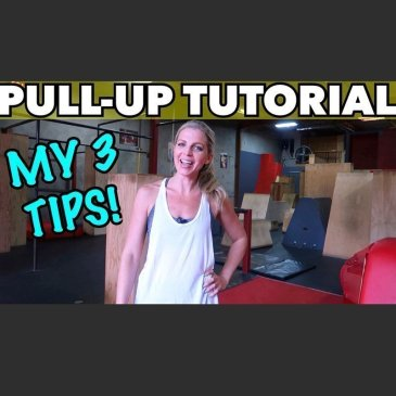How I Got My 1st Pull-up (Video!)